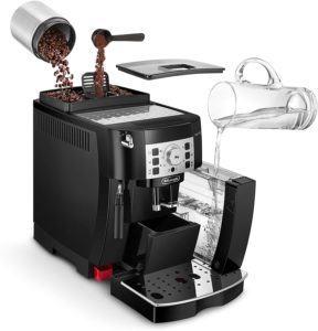 Comment fonctionne une machine à café à grains ?