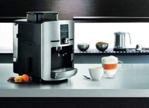 Qu'est-ce qu'une machine à café à grains ?