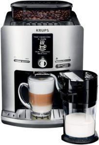 Exemple de machine à café grain