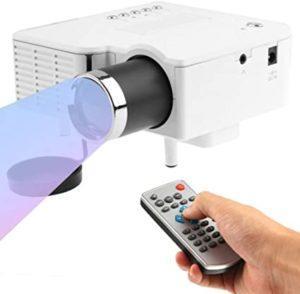 Quels types de mini projecteurs existe-t-il ?