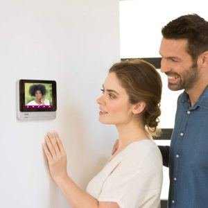 Évaluation de visiophone tactile Philips Welcome