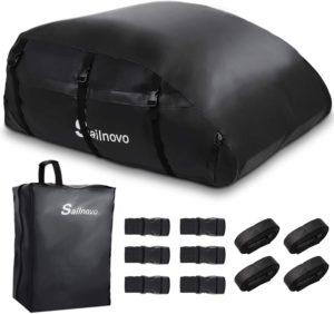 Comment évaluer Sailnovo coffre de toit de voiture souple ?