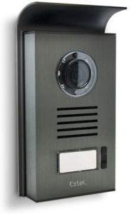 Le modèle du visiophone sans fil connecté avec badge RFID