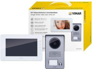 Évaluation de visiophone sans fil Vimar