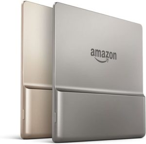 Comment est le modèle Oasis de Amazon Kindle ?