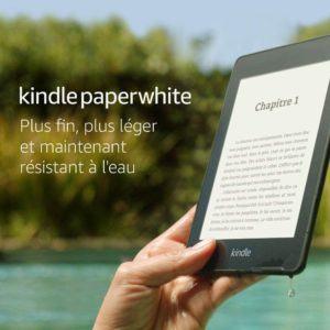Quels sont les avis sur la liseuse Amazon Kindle Paperwhite ?